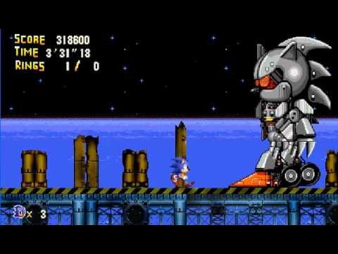 Sonic Classic: Final Boss + Ending