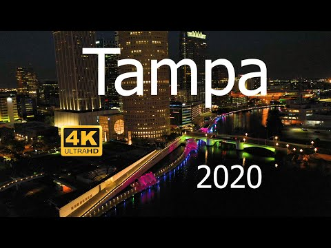 Tampa 2020 - City Of Palm Trees & Cranes