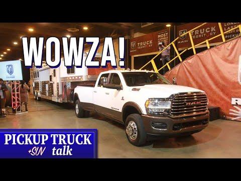 2019 Ram HD Laramie Longhorn Unveiled - Luxury Cowboy Truck!