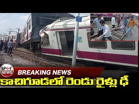 Train Incident At