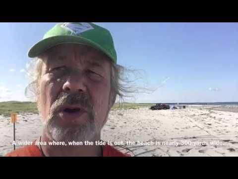 Explore Natural Plymouth: Camping on Long Beach, Part 1