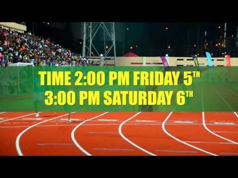 Grenada Carifta games
