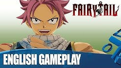 Fairy Tail on PS4 - 20 Minutes Of Exclusive English Gameplay