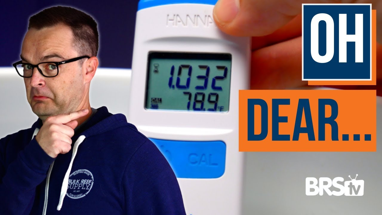 How To Mix Saltwater for Your Reef Tank | Ultimate Beginner Series part 15, from My First Fish Tank