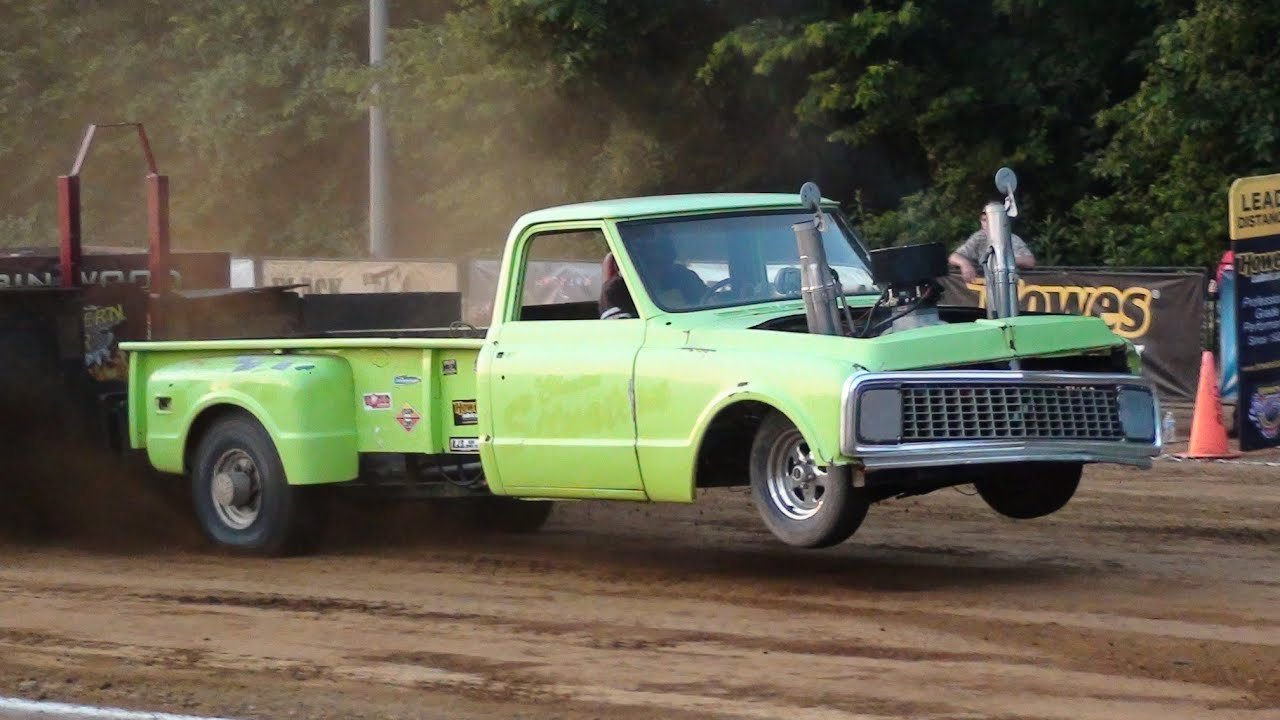 Where To Find Gas >> SUPER STOCK 2WD TRUCKS CLASS BATTLE OF THE BLUEGRASS ...