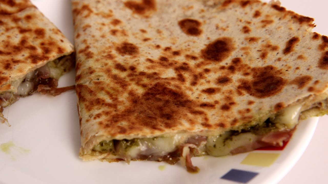 Italian Quesadilla Recipe - Laura Vitale - Laura in the Kitchen Episode 295