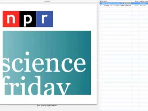 friday science npr