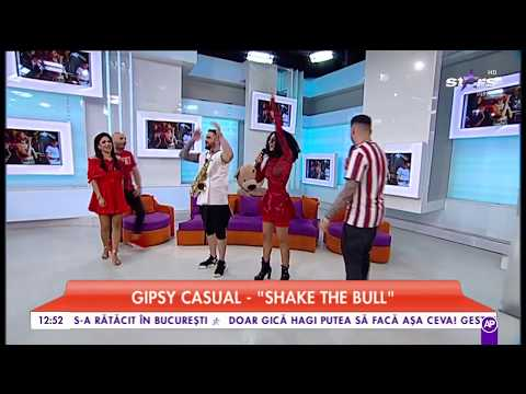 Gipsy Casual - Shake The Bull (Star Matinal de Weekend)