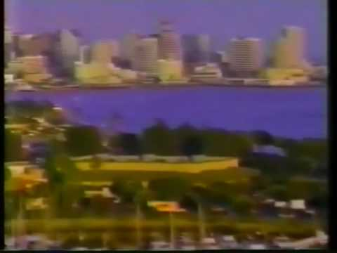 Compilation of KFMB news opens (1991/1993)