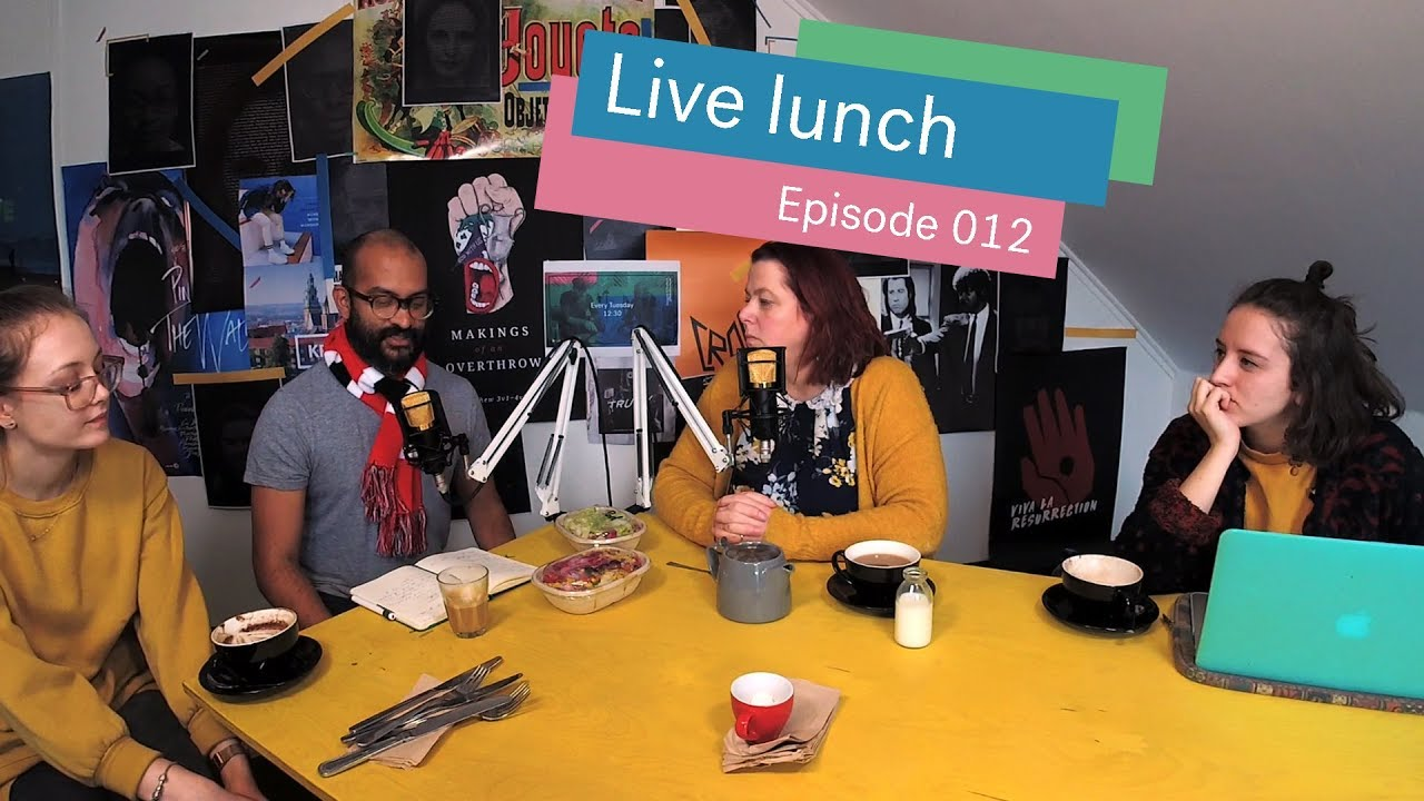 Jesus' Temptation | #LiveLunch Episode 12 Cover Image