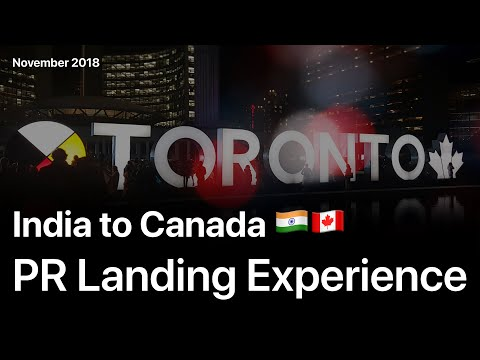 Our First PR Landing Experience In Canada (Toronto) - November 2018