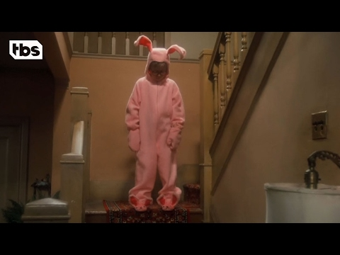 Home Depot Is Selling an Inflatable Ralphie in His Pink Bunny Suit from A Christmas Story