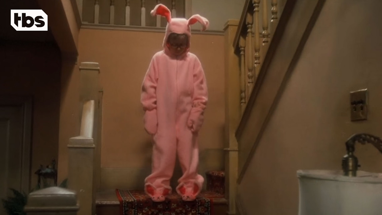 Ralphie's Bunny Suit | A Christmas Story | TBS - YouTube