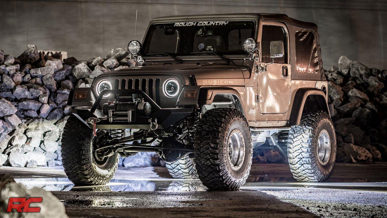 Jeep Rock Lights