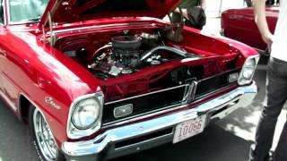 1966 Chevy Nova   Qualicum Beach  Seaside Cruizers Show & Shine  2012