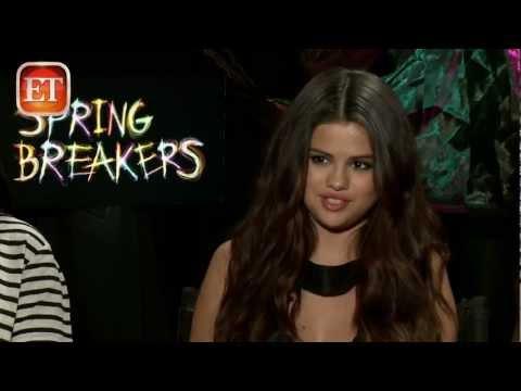 Gomez & Hudgens Defend Racy 'Spring Breakers'