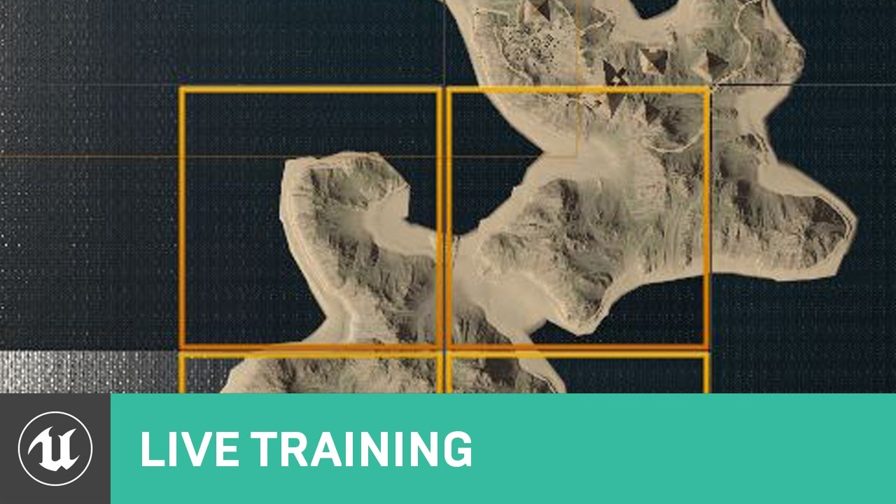 Getting Started with World Composition   Live Training   Unreal Engine