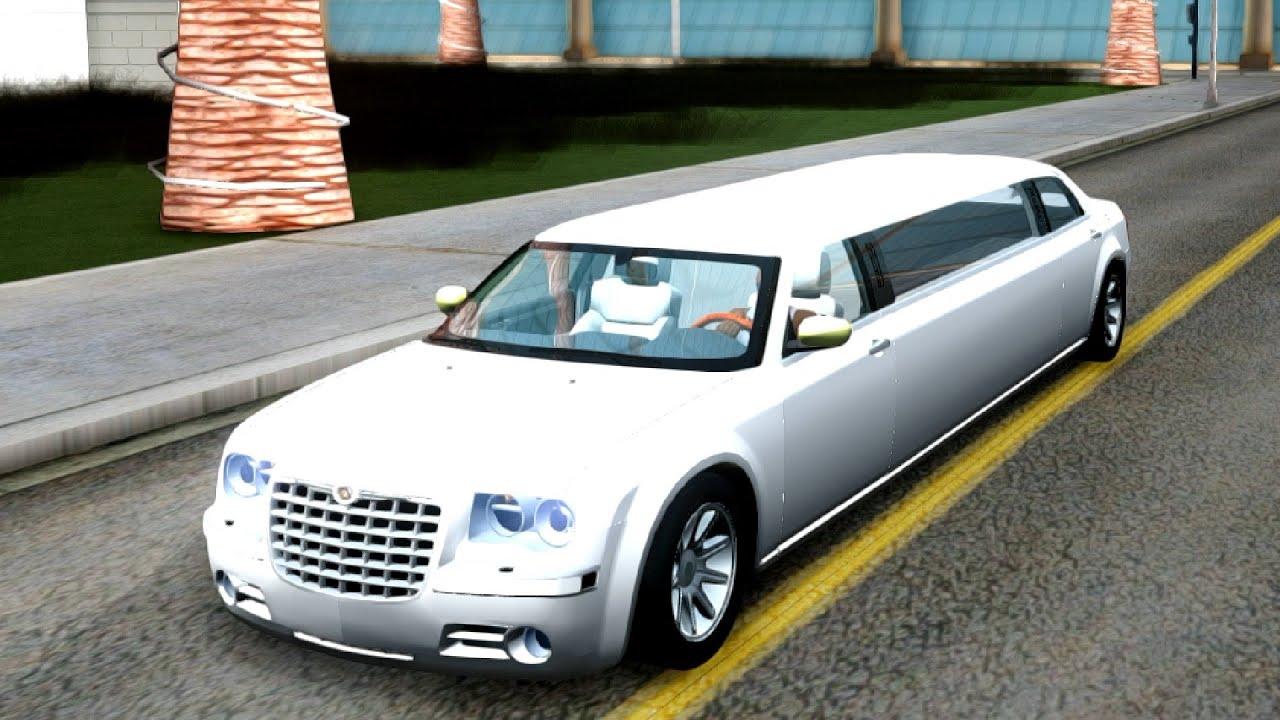 2006 chrysler 300c limo gta san andreas youtube. Black Bedroom Furniture Sets. Home Design Ideas