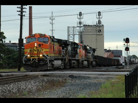 2017 Train Watching in Ohio - Day 3, Fostoria Iron Triangle (9/2/2017 - First Half)