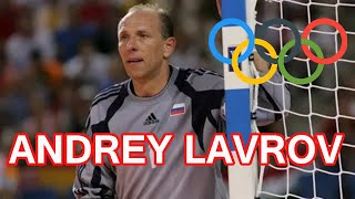 Andrey Lavrov Андрей Лавров Goalkeeper and The Only Three Times Olympic Handball Champion