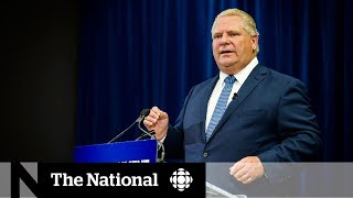 Doug Ford: City hall is a comedy show where nothing gets done