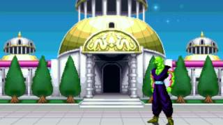 Dragon Ball Z M.U.G.E.N  2009 Gameplay