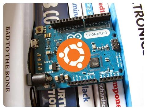 Установка Arduino IDE в Linux Ubuntu