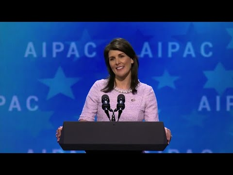 U.S. Ambassador to the U.N. Nikki Haley