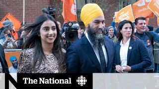 What an election is like for Canada's political spouses