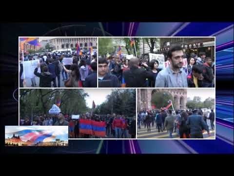 Страхи армян:  Армения станет регионом России?
