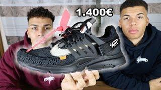 DIE SCHUHE FÜR 1.400€.. | PrankBrosTV