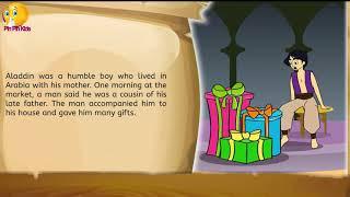 Aladin và cây đèn thần| Học tiếng Anh qua truyện cổ