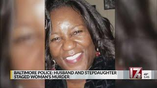 Police: Husband, not panhandler, killed woman in Baltimore