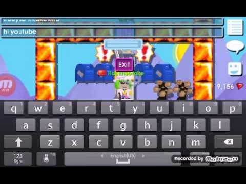Troll pranks with mine trusted friend(growtopia