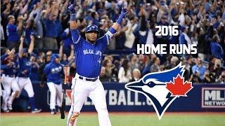 Edwin Encarnacion | 2016 Home Runs
