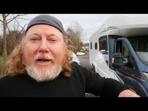 TroubleWorld Motorhomes Swap Over Trip Vlog #322