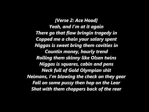 Ace Hood - Bugatti (Lyrics) ft. Future &...