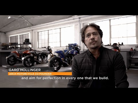 ARCH Motorcycle | Co-Creating the Perfect Ride