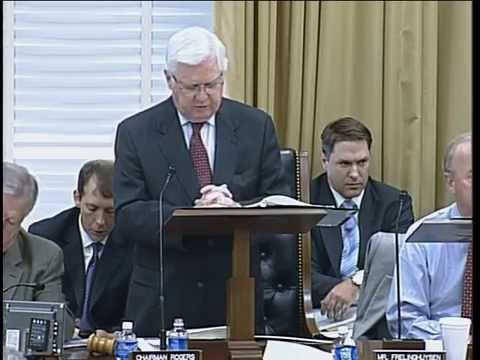 Full Committee Markup: FY 2012 Energy and Water Development Appropriations Bill