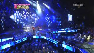 Infinite - Be Mine (120814 KBS London 2012 Olympic Welcome Back)