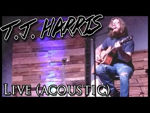 T.J. Harris of Decyfer Down - Live in Concert (Acoustic)