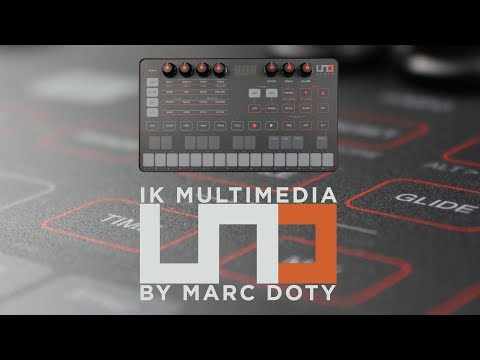07-The IK Multimedia Uno- Part 7: Arpeggiator and Sequencer