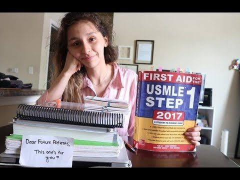 MED STUDENT VLOG (USMLE STEP 1 EXPERIENCE PART 2)