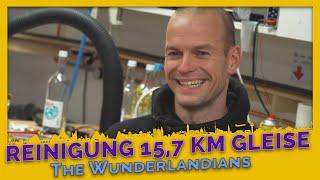 Gleisreinigung der weltgrößten Modelleisenbahn - Wunderlandians #18