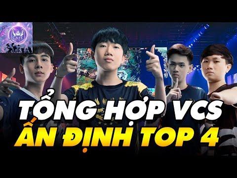 TỔNG HỢP VCS MÙA XUÂN 2020 TUẦN 9: CHỐT SỔ TOP 4 CHO VÒNG PLAYOFFS!