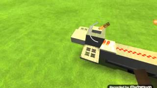 Cara Membuat Helikopter | Minecraft Tutorial Indonesia