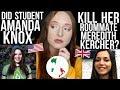 study abroad nightmare... amanda knox & meredith kercher | alaina