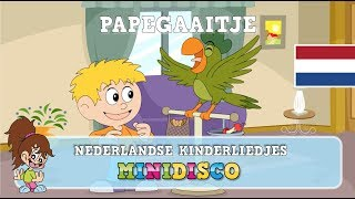Minidisco - Papagaaitje
