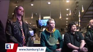 Black Tooth Scares - Hard Rock Rising Finale 2012 Hamburg
