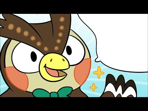 Art Donations (Animal Crossing Comic  Dub)